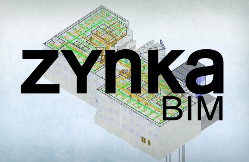 Zynka BIM, ett nytt techbolag som ska dubblera värdet på Sveriges fastighets-bestånd