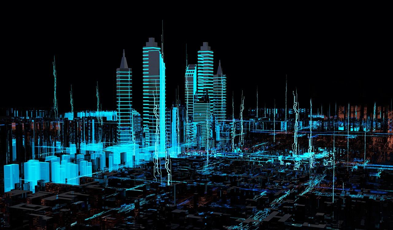 Digitala tvillingar för städer kan snart bli verklighet