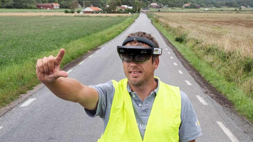 3d-glasögon låter kunderna gå runt i obyggda hus