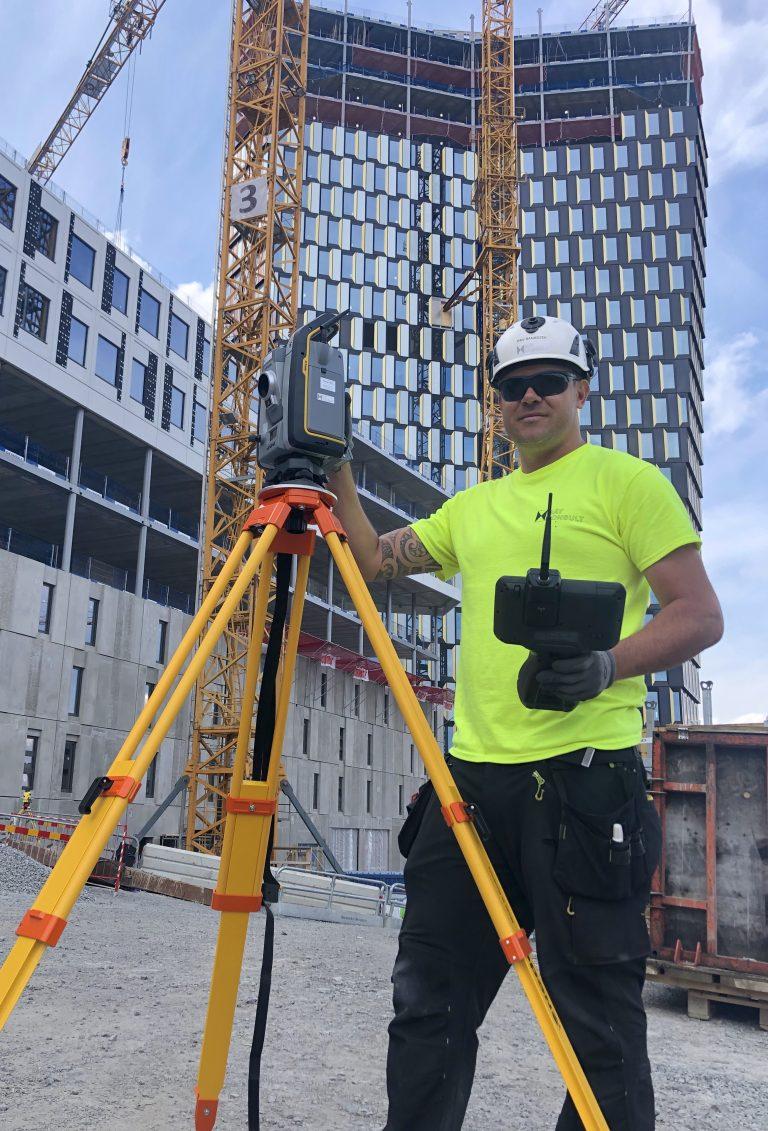 Intressant läsning om mätning på projekt Stockholm New