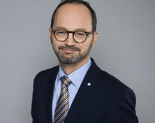 Infrastrukturminister Tomas Eneroth till UAS Forum