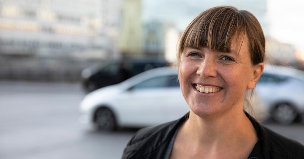 Ny ordförande för Geoforum Sverige med fokus på smarta samhällen