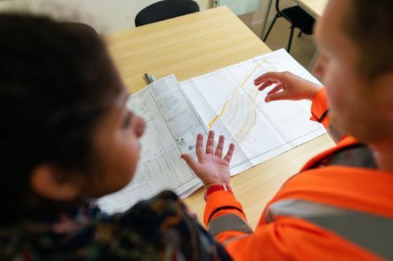 Ny utbildning för mätningsingenjörer till Munkedals kommun