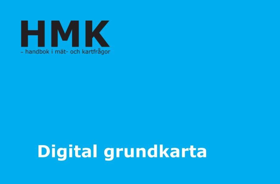 HMK – Digital grundkarta 2020 är publicerad