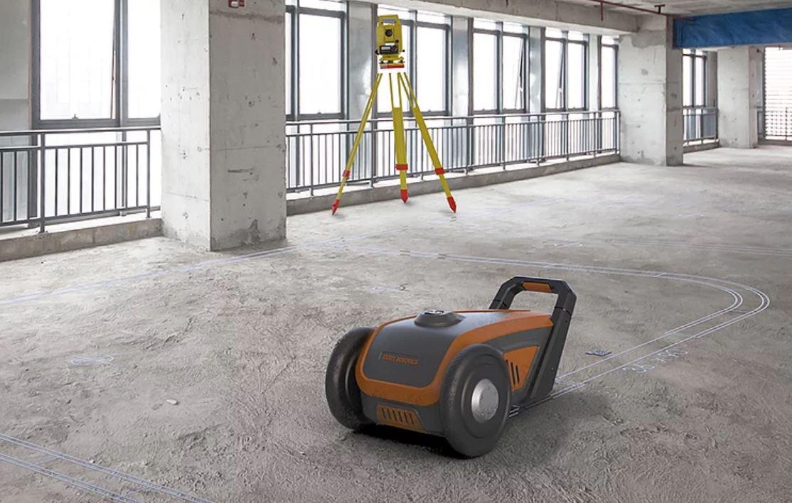 Dusty robotics lanserar utsättningsrobot