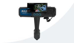 Faro lanserar Freestyle 2, en ny handskanner