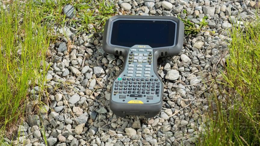 Trimble lanserar ny fältdator – TSC5