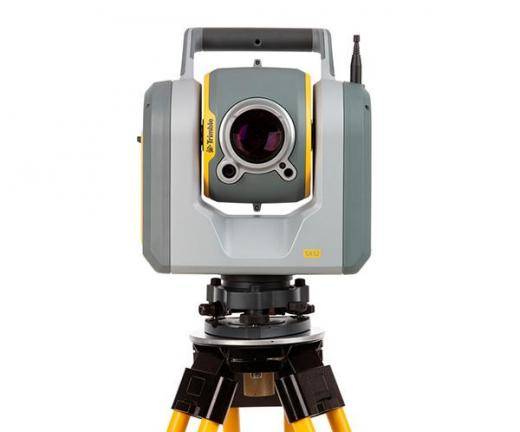Trimble har släppt SX12, en ny totalstation med 3D-scanner