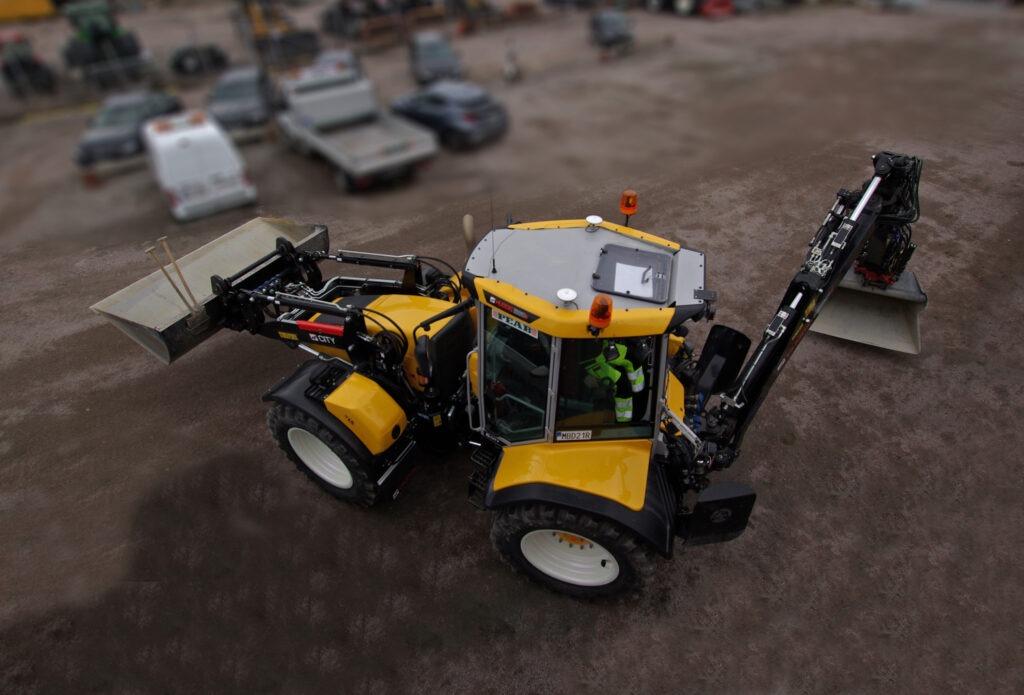 L5 Navigation lanserar L5 U3D-X för grävlastare
