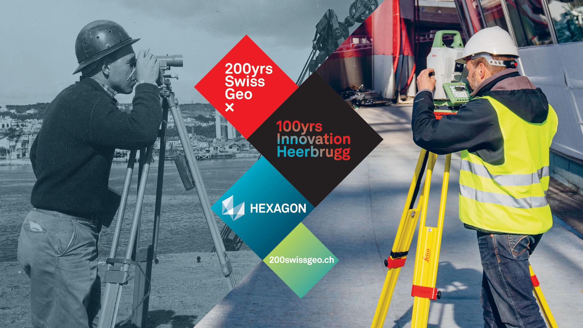 Hexagon/Leica firar 100 år av instrumenttillverkning i Heerbrugg