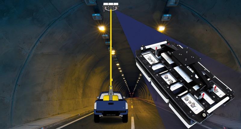 IDS GeoRadar lanserar Stream T – radar för tunnel inspektion