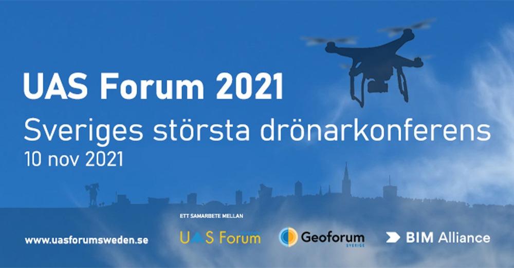 Missa inte UAS Forum den 10:e november i Linköping